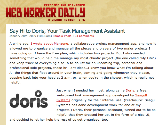 Web Worker Daily